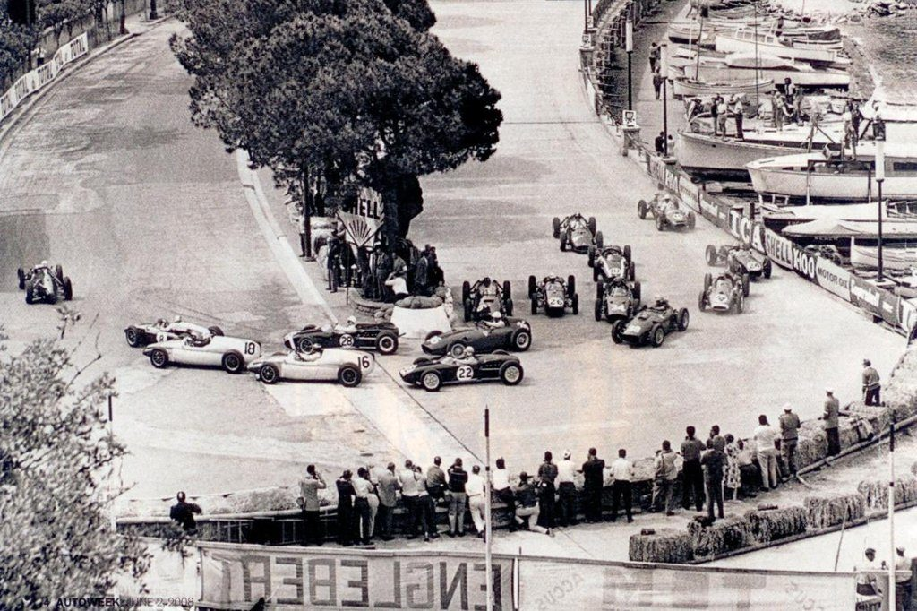 1950 Grand Prix de Mónaco Fórmula 1