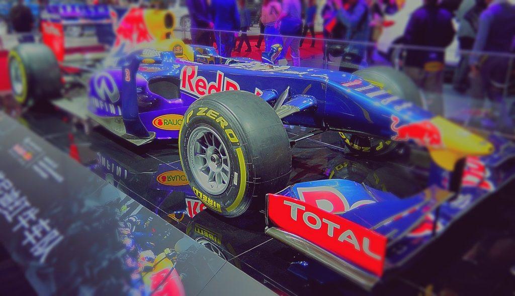 Red Bull F1 2016